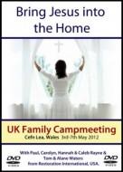 2012 UK Family Camp Meeting (4 DVD Set)