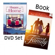 The Connected Family Book + Happy The Home DVD series
