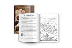 Lineage Journey Colouring Book