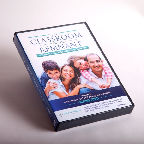 Classroom of the Remnant 8 DVD SET - Joshua White