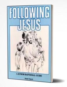 Following Jesus Workbook for Juniors