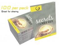 Secrets of Peak Mental Health GLOW Tracts Pk 100