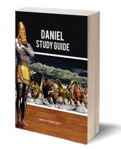 Daniel Study Guide - for Children