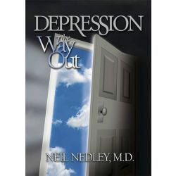 Depression the Way Out Hard Back Book by Neil Nedley MD