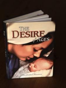 Desire of Ages - Large Hard Back - Ellen G.White