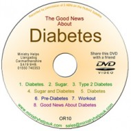 The Good News About Diabetes (1 DVD)