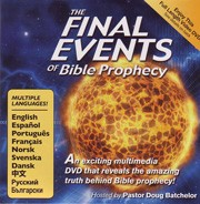 50 x DVD The Final Events of Bible Prophecy
