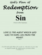 God's Plan of Redemption from Sin Booklet