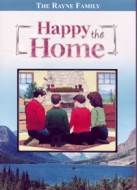 Happy The Home DVD set Rayne Family on 3ABN