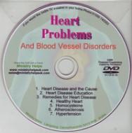 Heart Problems & Blood Vessel Disorders DVD