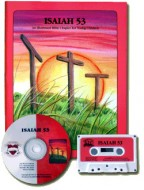 Isaiah 53 (Book & CD)
