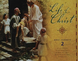 Life of Christ Bible Journeys Board Game