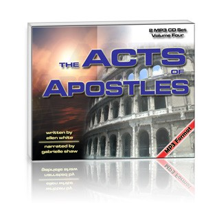 Acts of the Apostles (2 MP3 CD Set)
