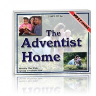 The Adventist Home (2 MP3 CD Set)