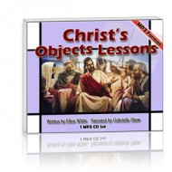 Christs Object Lessons (1 MP3 CD Set)