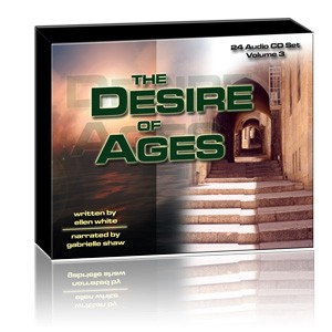 The Desire of Ages (24 CD Set)