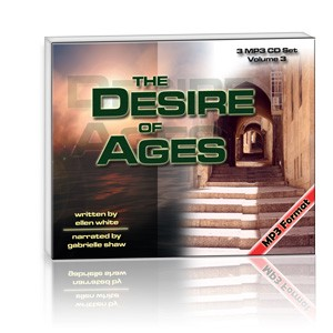 The Desire of Ages (3 MP3 CD Set)