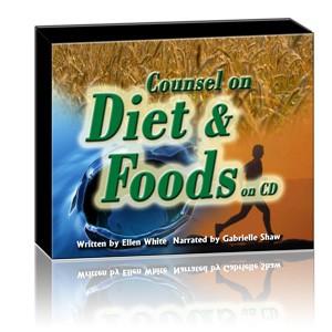 Cousel on Diet & Food (12 CD Set)