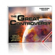 The Great Controversy (3 MP3 CD Set)