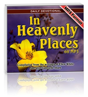 In Heavenly Places (2 MP3 CD Set)