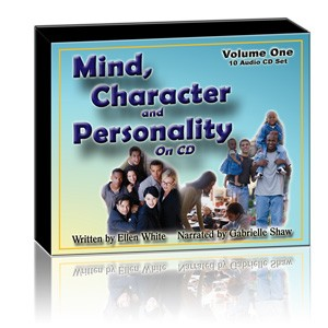 Mind, Character and Personality Volume One (10 CD Set)