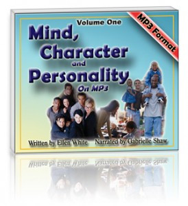 Mind, Character and Personality Volume One (1 MP3 CD Set)