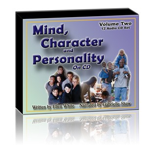 Mind, Character and Personality Volume Two (12 CD set)