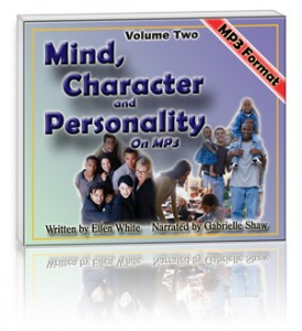 Mind, Character and Personality Volume Two (2 MP3 CD Set)