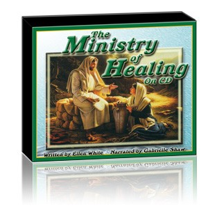 The Ministry of Healing (11 CD Set)