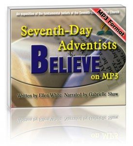 Seventh-day Adventists Believe (2  MP3 CD Set)