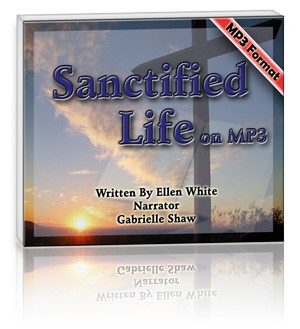 The Sanctified Life (1 MP3 CD Set)