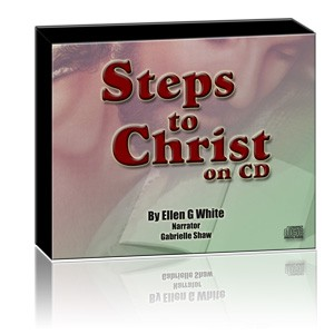 Steps to Christ (3 CD Set)