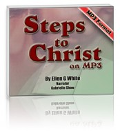 Steps to Christ (1 MP3 CD)