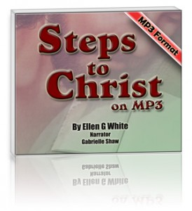 Steps to Christ (1 MP3 CD)
