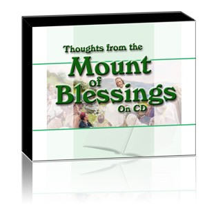 Thoughts from the Mount of Blessings (4 CD Set)
