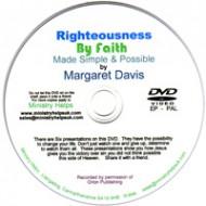 Righteousness by Faith - Margaret Davis