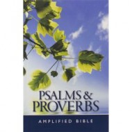 Psalms & Proverbs - Two books in one