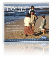 Forever a Family (1 MP3 CD)