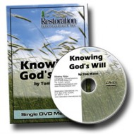 Knowing God's Will (1 DVD Set)