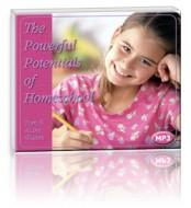 The Power Potentials of Homeschool (1 MP3 CD)