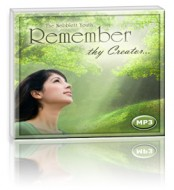 Remember Thy Creator (1 MP3 CD)