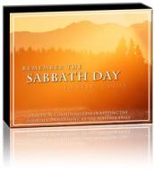 Remember the Sabbath Day (4 CD Set)