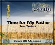 Time For My Father (1 CD Set)