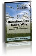 Relationships God's Way Single DVD