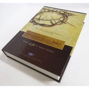 Remnant Study Bible (KJV) Hard Cover