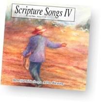 Scripture Songs 1V CD - Patti Vaillant