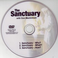 """The Sanctuary"" Don Mackintosh School of the Prophets 10 DVD"
