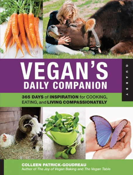 Vegan's Daily Companion Cook Book