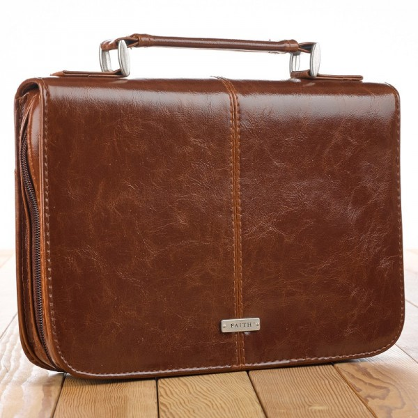 Bible Case - Brown - to fit Remnant Bible
