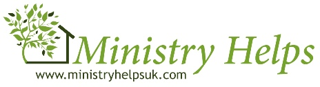 The Blotting Out of Sin Booklet - Ministry Helps UK